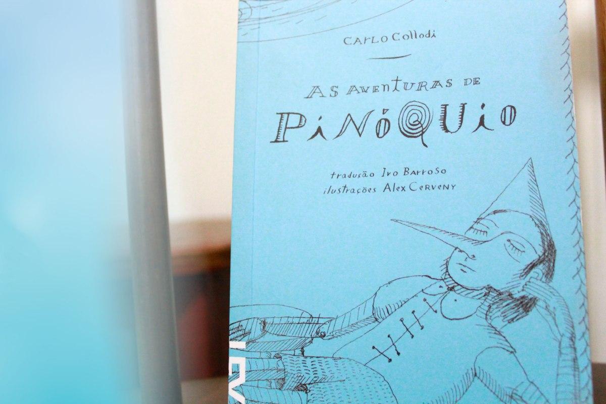 As Aventuras de Pinóquio, de Carlo Collodi