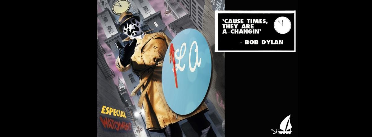 Especial Watchmen #2: Comediante